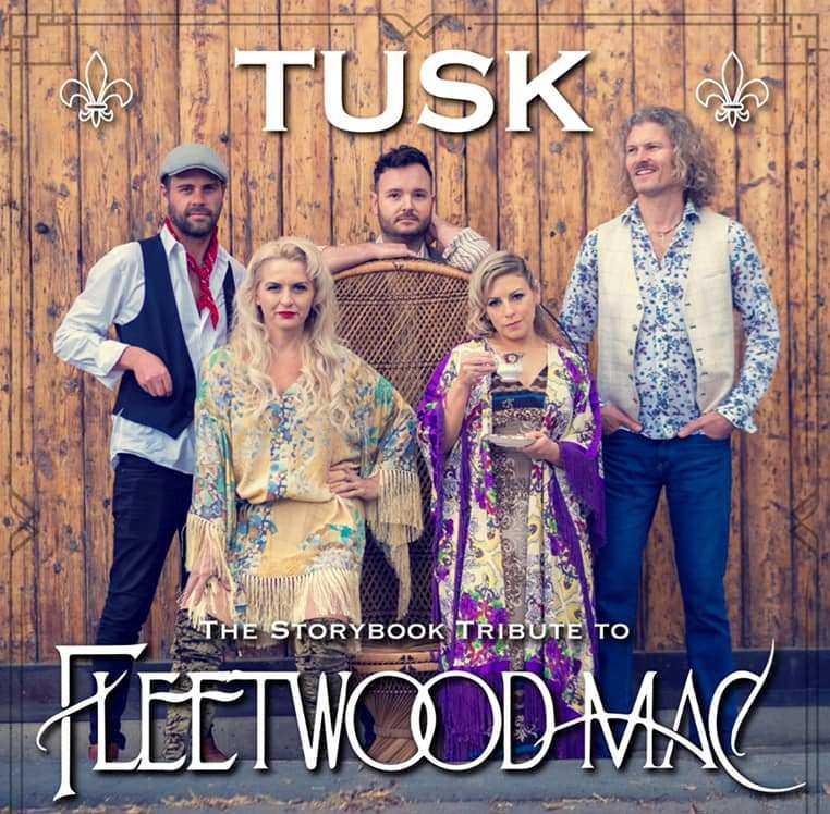 TUSK - Full 5 Piece Show Band - Australia's #1 Fleetwood Mac Tribute Show