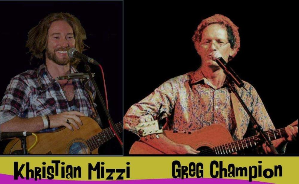 Khristian Mizzi & Greg Champion - Return To The 60's Folk Club
