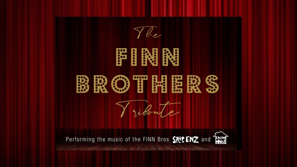 EVERYTHING FINN - Dinner & Show - The Songs Of Split Enz, Crowded House, and Neil & Tim Finn
