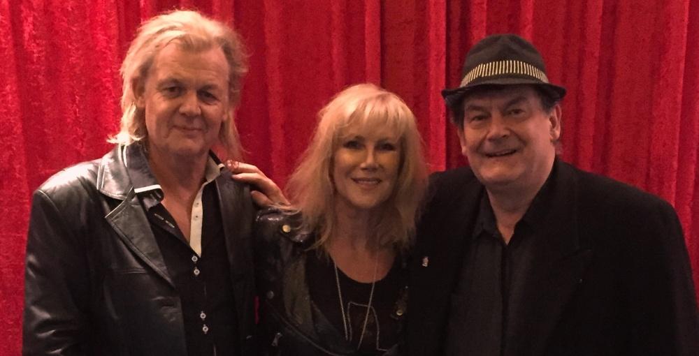 Paul Norton, Wendy Stapleton & Gerry Hale