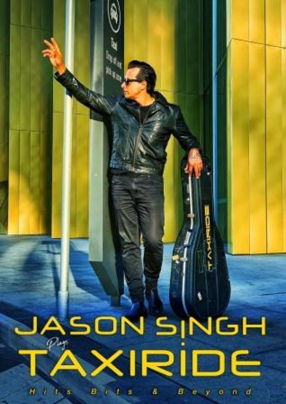 Jason Singh Plays Taxiride - Australian Tour Launch