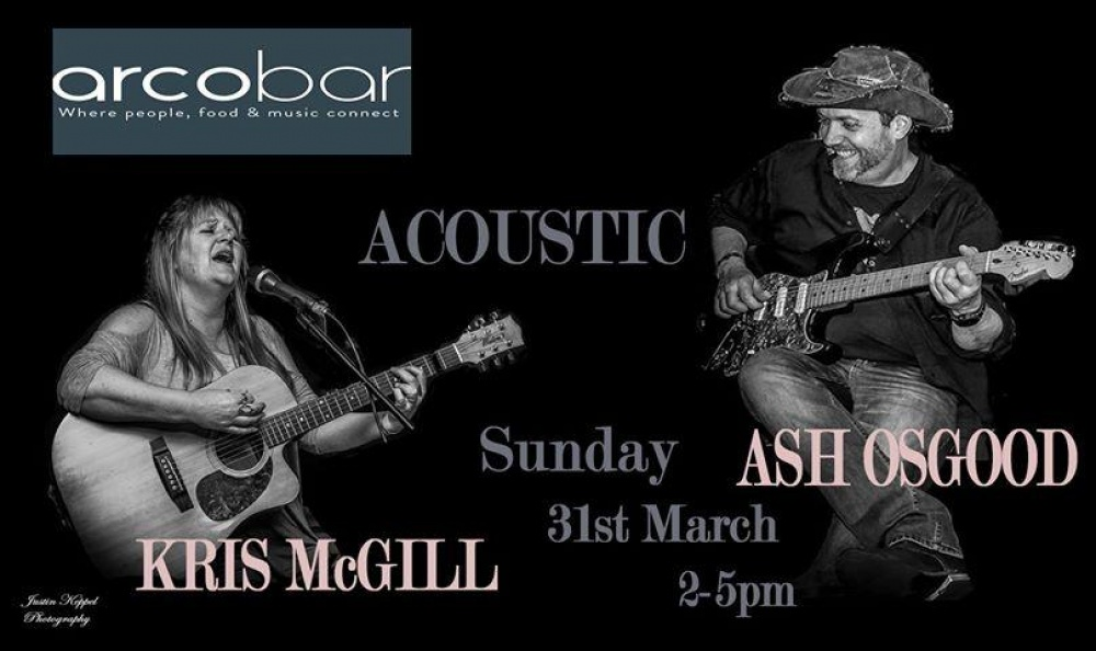 Kris McGill & Ash Osgood | Sunday Sessions 31st March