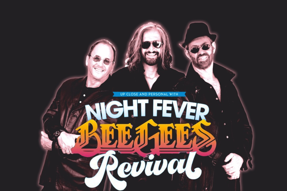 (SOLD OUT) NIGHT FEVER -  The BeeGees Revival Acoustic Dinner & Show