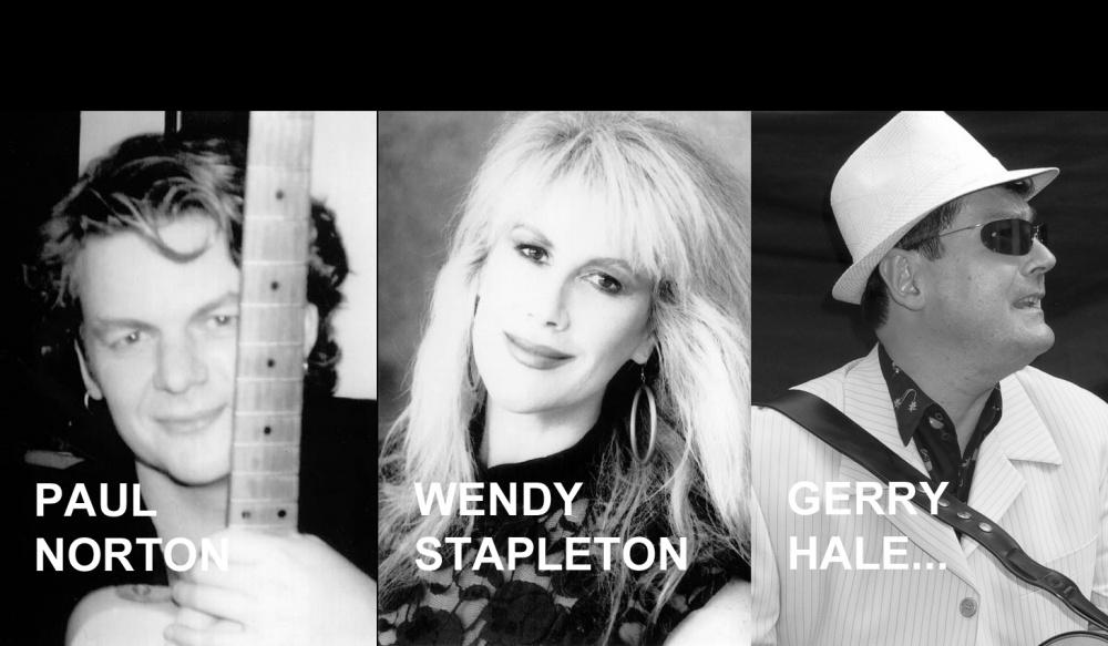 Paul Norton, Wendy Stapleton & Gerry Hale | Sunday Session 3rd of February