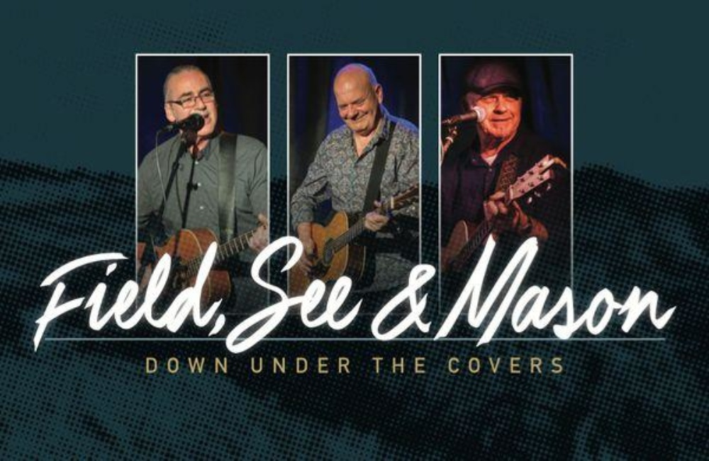 Field, See & Mason - Down Under The Covers!