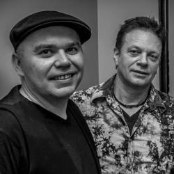 Gary Young & Jason Vorherr (Daryl Braithwaite Band) - Kick Off The Return Of Live Music!