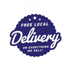 Free Local Delivery During Lockdown!