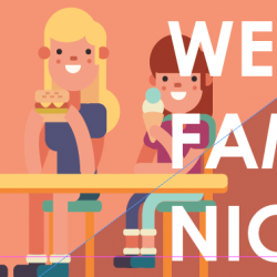 Wednesday Family Night | Kids Eat Free