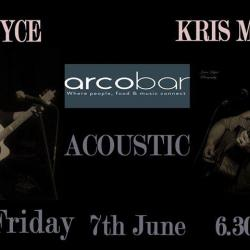 Kris McGill & Pip Joyce | Friday Acoustic Session