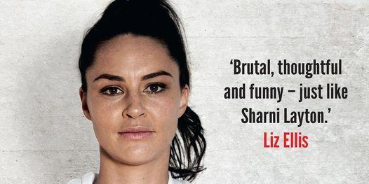 An Evening With Sharni Layton - Dine With & Hear From One Of The Best Sports Stars Of Our Generation